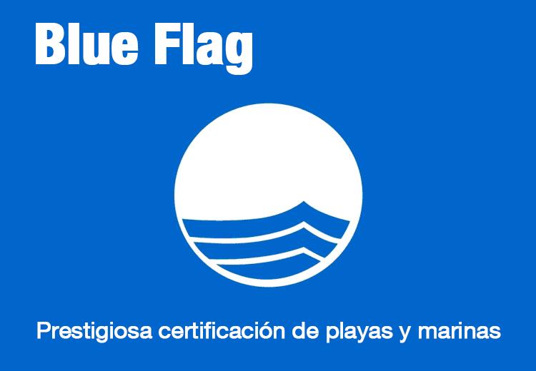 Blue Flag Prestigiosa Certificaci 243 N De Playas Y Marinas
