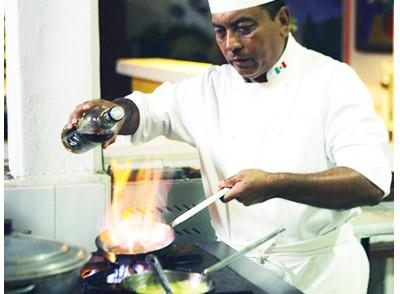 Chef José Luis Noriega
