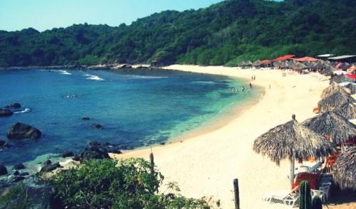 Disfruta la Isla de Ixtapa