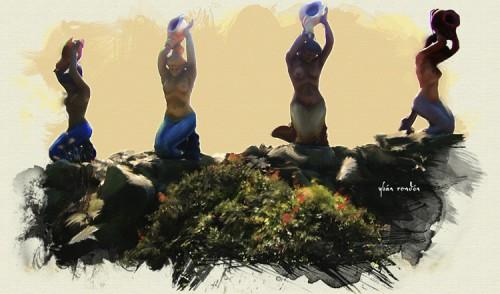 Sirenas de Zihuatanejo Wallpaper