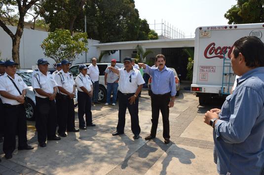reajustes en transito municipal zihuatanejo