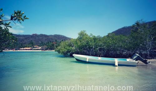 Playa Las Gatas ¿Cómo nace su nombre?
