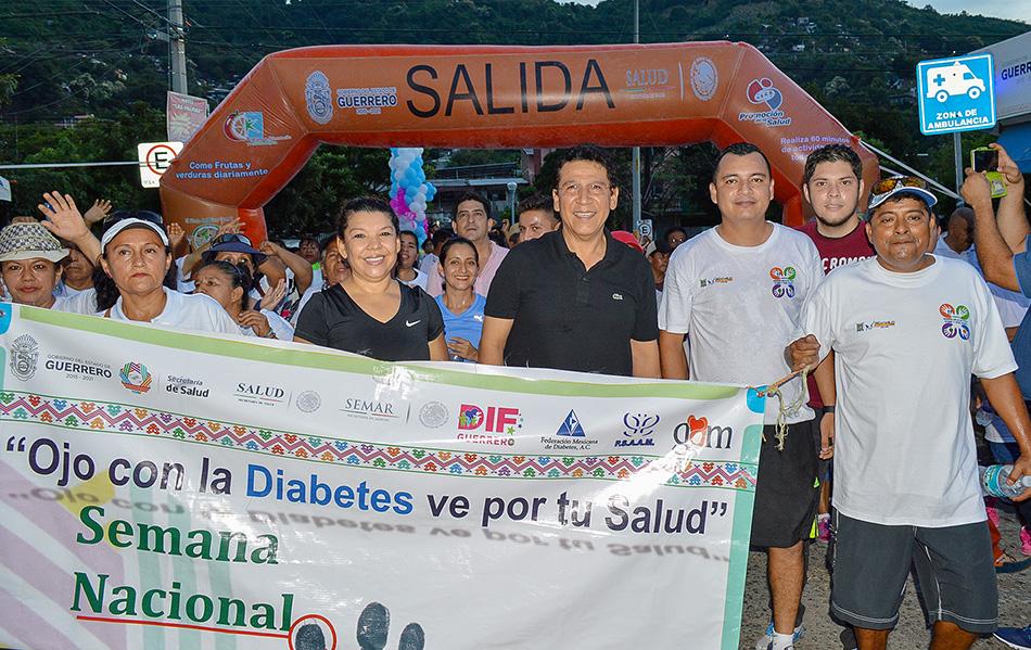 caminata-diabetes-zihuatanejo