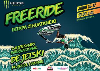 Freeride Ixtapa